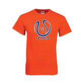 Orange T Shirt-Tennis Ball