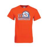 Orange T Shirt-Southland Conference Baseball Champions