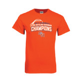 Orange T Shirt-Southland Conference Baseball Champions - Arched Version