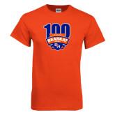 Orange T Shirt-100th Football Season