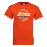 Orange T Shirt-Orange Out 2016