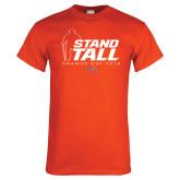 Orange T Shirt-2018 Orange Out