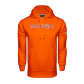 Under Armour Orange Performance Sweats Team Hood-Sam Houston Bearkats