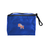 Six Pack Royal Cooler-SH Paw Official Logo
