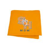 Orange Sweatshirt Blanket-Mom