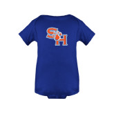 Royal Infant Onesie-SH Paw Official Logo