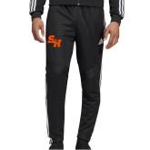 Adidas Black Tiro 19 Training Pant-Primary Athletics Mark