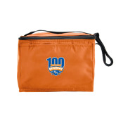 Six Pack Orange Cooler-100th Football Season