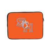 10 inch Neoprene iPad/Tablet Sleeve-SH Paw Official Logo
