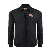 Black Players Jacket-SH Paw Official Logo