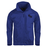 Royal Charger Jacket-SH Paw Official Logo