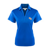 Ladies Royal Performance Fine Jacquard Polo-SH Paw Official Logo