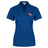 Ladies Royal Performance Fine Jacquard Polo-SH Paw Official Logo