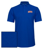 Royal Dry Zone Grid Polo-Arched SHSU
