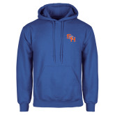 Royal Fleece Hoodie-SH Paw Official Logo