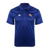 Adidas Climalite Royal Jaquard Select Polo-SH Paw Official Logo