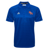 Adidas Climalite Royal Jacquard Select Polo-SH Paw Official Logo