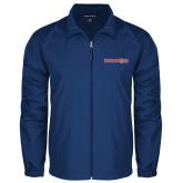 Full Zip Royal Wind Jacket-Bearkats