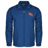 Full Zip Royal Wind Jacket-SH Paw Official Logo