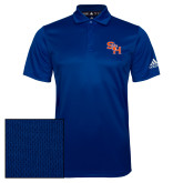 Adidas Climalite Royal Grind Polo-SH Paw Official Logo