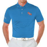 Callaway Opti Vent Sapphire Polo-SH Paw Official Logo