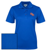 Ladies Royal Dry Mesh Polo-SH Paw Official Logo