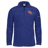 Columbia Full Zip Royal Fleece Jacket-SH Paw Official Logo
