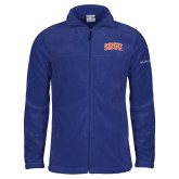 Columbia Full Zip Royal Fleece Jacket-Arched SHSU