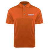 Orange Dry Mesh Polo-2016 Southland Conference Football Champions Flat