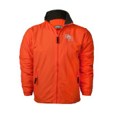 Orange Survivor Jacket-SH Paw Official Logo