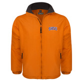 Orange Survivor Jacket-Arched SHSU