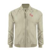 Khaki Players Jacket-SH Paw Official Logo