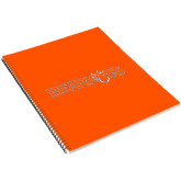 College Spiral Notebook w/Black Coil-Bearkats