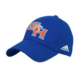 Adidas Royal Structured Adjustable Hat-SH Paw Official Logo