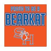 Medium Magnet-Proud To Be A Bearkat