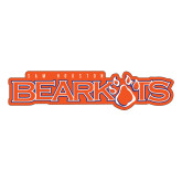 Large Magnet-Bearkats, 12 in Wide