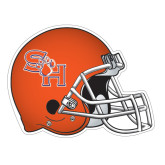 Football Helmet Magnet-SH Paw Official Logo, 11 1/2 W X 8 3/4 H