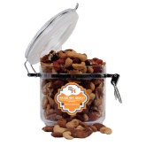 Deluxe Nut Medley Round Canister-SH Paw Official Logo