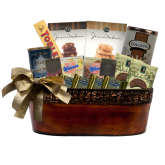 Lasting Impression Large Gift Basket-SH Paw Official Logo