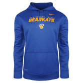 NIKE Royal Therma Fit Pullover Hoody-