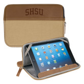 Field & Co. Brown 7 inch Tablet Sleeve-Arched SHSU Engraved