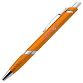Milo Orange Pen w/Blue Ink-Bearkats