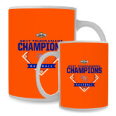 Full Color White Mug 15oz-2017 Southland Conference Baseball Champions