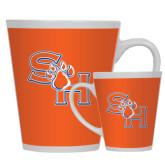 12oz Ceramic Latte Mug-SH Paw Official Logo
