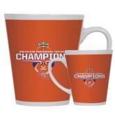 Full Color Latte Mug 12oz-2016 Southland Conference Football Champions