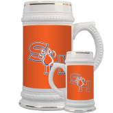 Full Color Decorative Ceramic Mug 22oz-SH Paw Official Logo