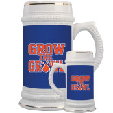 Full Color Decorative Ceramic Mug 22oz-Grow the Growl