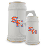 Full Color Decorative Ceramic Mug 22oz-SH Paw Official Logo