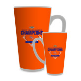 Full Color Latte Mug 17oz-2017 Southland Conference Baseball Champions