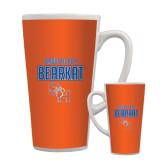 Full Color Latte Mug 17oz-Proud To Be A Bearkat